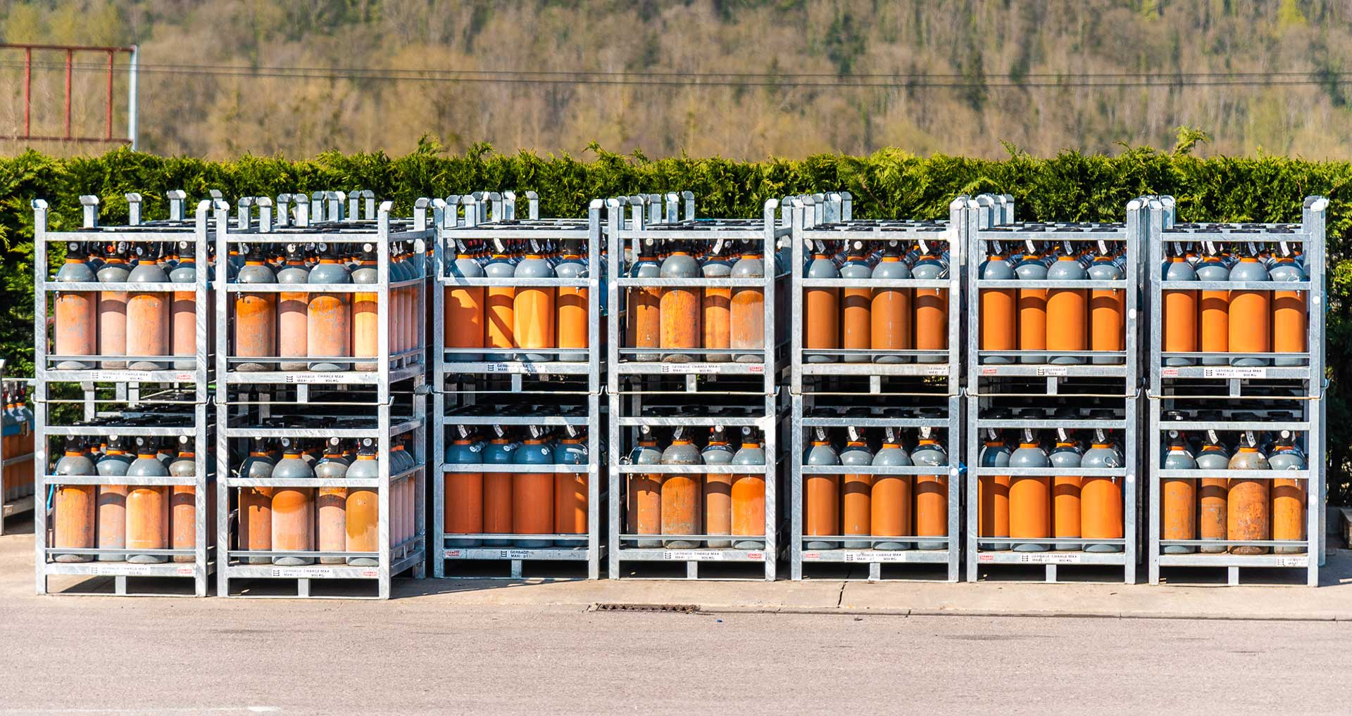 L2PI - entreprise spécialisée dans la distribution de gaz ...